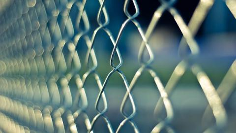 picture of wire fence